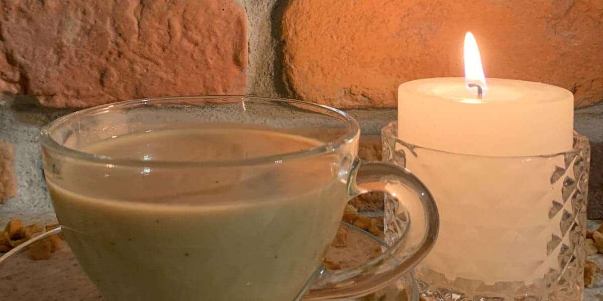 Hojicha Latte Amendoado Yamamotoyama